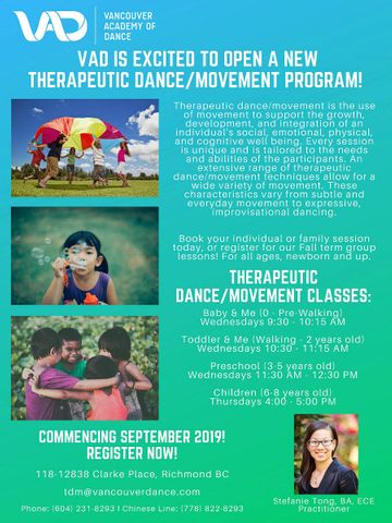 VAD Therapeutic Dance